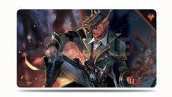 PLAY MAT -  ULTRA PRO MTG WAR OF THE SPARK TIBALT FOR MAGIC PLAYMAT [ALTERNATE ART] (24